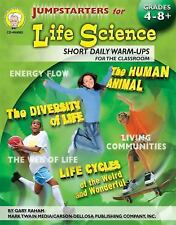 Jumpstarters for Life Science, Grades 4 - 8