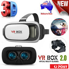 2nd Gen VR Headset VR BOX Virtual Reality Glasses 3D for Samsung iPhone Huawei