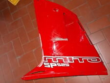 Cagiva Mito125 Sp525 Carena Superiore Sinistra Rossa