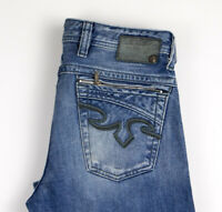 Diesel Hommes Rayan Jeans Jambe Droite Taille W27 L32 AOZ350