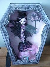 Monster High Draculaura Collector's Edition Deluxe Poupée Entièrement neuf dans sa boîte