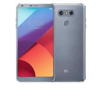 "LG G6 H871 32GB AT&T GSM UNLOCKED 5.7"" Smartphone Platinum"