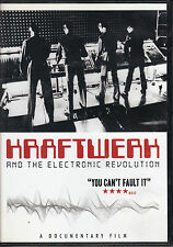 DVD KRAFTWERK AND THE ELECTRONIC REVOLUTION / RARE