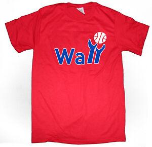 "John Wall Washington Wizards ""WALL"" shirt hooded sweatshirt Long Sleeve T-shirt"