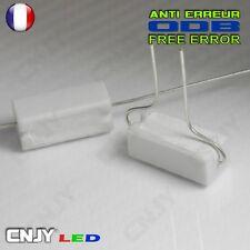 RESISTANCE 5W ANTI ERREUR ODB ORDINATEUR DE BORD POUR AMPOULE LED W5W R5W C5W