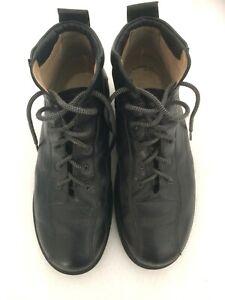 Finn Comfort Schuhe, Aarau Damenschuhe Größe 8, Schwarz, Gr.42