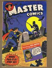 Master Comics 133 (G+) Capt. Marvel Jr. Shazam! Bill Battle Last issue (c#01714)