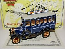 MATCHBOX MODELS OF YESTERYEAR 1922 SCANIA VABIS POST BUS SWEDEN 1/49 YET04