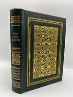 Easton Press THE LOST WORLD Arthur Conan Doyle Collector's LIMITED Edition SCIFI