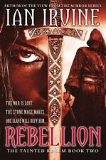 Rebellion - Tainted Realm #2 by Ian Irvine SC new