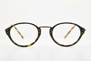OLIVER PEOPLES OP-639  Vintage Glasses Frame Eyewear Occhiali Made in Japan
