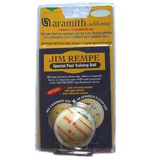 Billard Zubehör Aramith Trainingsball Jim Rempe  57,2mm Pool Trainingskugel