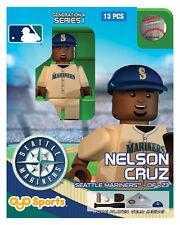 Nelson Cruz OYO Seattle Mariners MLB Figure G4