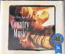Readers Digest The New Age of Country Music 4-Disc Set & Booklet VGC