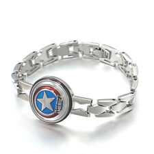 Captain America Marvel Cosplay Bracelet Shield New Gift Sale Marvel Avengers New