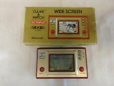 Octopus (Wide Screen) (Game & Watch, 1981) *Used - No Battery Cover*