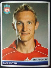 Panini 42 Sami Hyypia Liverpool FC UEFA CL 2006/07