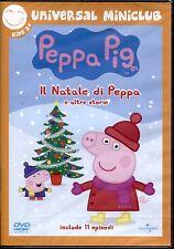 PEPPA PIG il Natale di Peppa - DVD NUOVO SIGILLATO, PRIMA STAMPA, NO EDICOLA