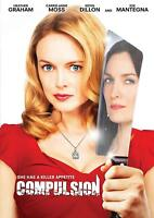 Compulsion - DVD Movie / New Fast Ship! (VG-200406DV / VG-185)