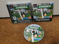 XS Junior League Soccer - COMPLETE - PS1 Playstation 1 - Fast Dispatch