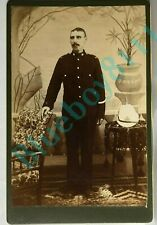 More details for 19th century suffolk regiment soldier is dress uniform cabinet photograph