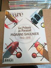 ICARE N°216 LES PRINCES DU PARASOL - MORANE SAULNIER 1910-1918