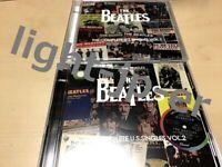 The Beatles The Complete US Singles Vol 1 & 2 Set CD 4 Discs DAP Label Japan New