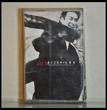 Alex To 杜德伟《让自己快乐》华纳 粤语精选 绝版 卡带 out of print Original Malaysia Edition Cassette