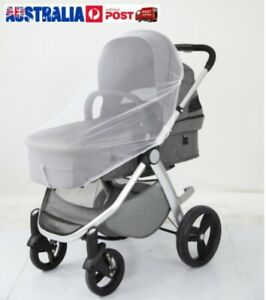 Universal Mosquito fly insect sun dust protect cover net mesh Pram Stroller M13