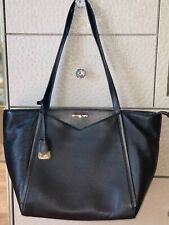 NEW AUTHENTIC MICHAEL KORS WHITNEY TOTE LEATHER HANDBAG