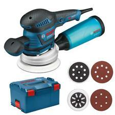 Bosch Ponceuse Excentrique Gex 125-150 Ave +L-BOXX+Accessoire