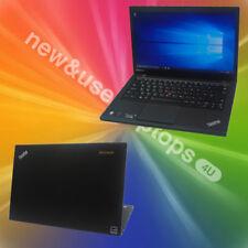 Lenovo Thinkpad T440s Core i7-4600U 2.10GHz 12GB Ram 240GB SSD Webcam Laptop