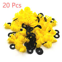 20X Windscreen Side Pillar Trim Clips For Land Rover Discovery Range Rover Sport