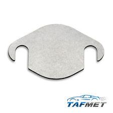 56. AGR Verschlussplatte Blinddichtung für Opel 1.7 CDTI Z17DTH Z17DTL Z17DT