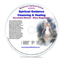 Guided Meditation CD 49- MARY MAGDALENE- Spiritual Guidance Cleansing Healing