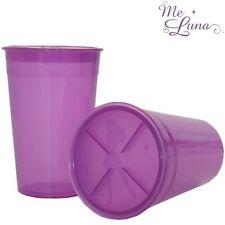 MELUNA - Stérilisateur violet pour Coupe Menstruelle 100 ml