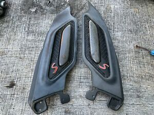 2011-2016 MINI COOPER S COUNTRYMAN LEFT RIGHT PAIR MOLDING SIDE  MARKER SIGNAL