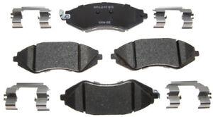 Disc Brake Pad Set-Reliant Ceramic Disc Brake Pad Front Raybestos MGD1035CH