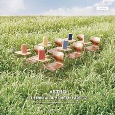 Astro - Dream Part.02 : BARAM [Wind Ver.] CD+BOOKLET+POSTCARD+PHOTOCARD+Polaroid