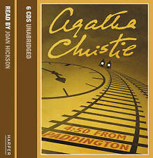 4.50 from Paddington by Agatha Christie (CD-Audio, 2002)