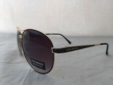 Steve Madden Ladies Aviator Sunglasses Style S5602 Gold / Black 4806