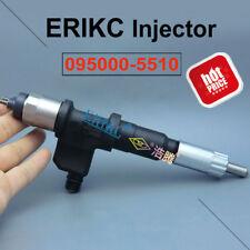 ERIKC Denso Injector 095000-5510 8-97603415-7 Isuzu N-Series 6WG1 15.7L 6WF1-TC