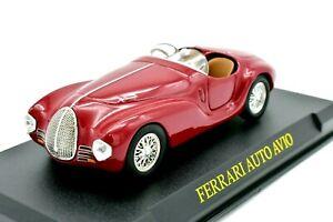 MODELLINI FERRARI COLLECTION AUTO AVIO SCALA 1/43 DIECAST IXO EDICOLA EPOCA ASTA
