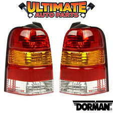 Tail Light Lamp (Left & Right Set) for 01-07 Ford Escape