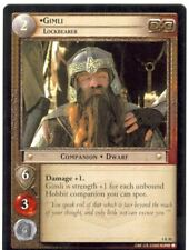 Lord Of The Rings CCG Card TTT 4.R48 Gimli, Lockbearer