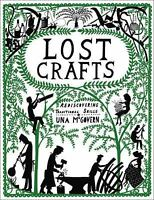 Lost Crafts  (UK IMPORT)  BOOK NEW