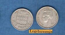 Monaco - Rainier III 1949 - 2005 - 100 Francs 1956 - MONACO
