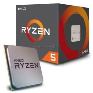 AMD Ryzen 5 2600 |Sechs Kerne-12 Threads | Sockel AM4 |3.90 Ghz Gaming CPU