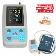 Contec Ambulatory Blood Pressure Monitorsoftware 24h Nibp Holter Abpm50 Sale