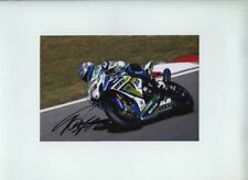 Tommy Hill Worx Crescent Suzuki BSB 2010 Signed 9